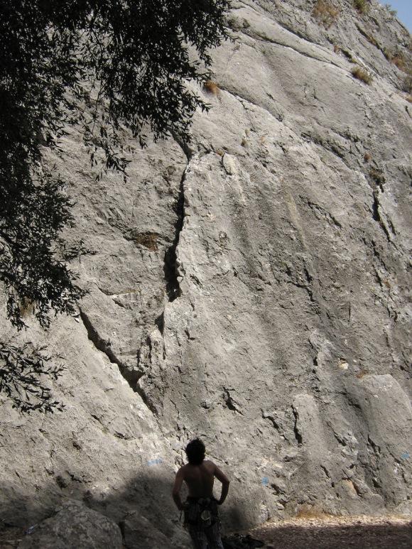 Ciprus mászóhely