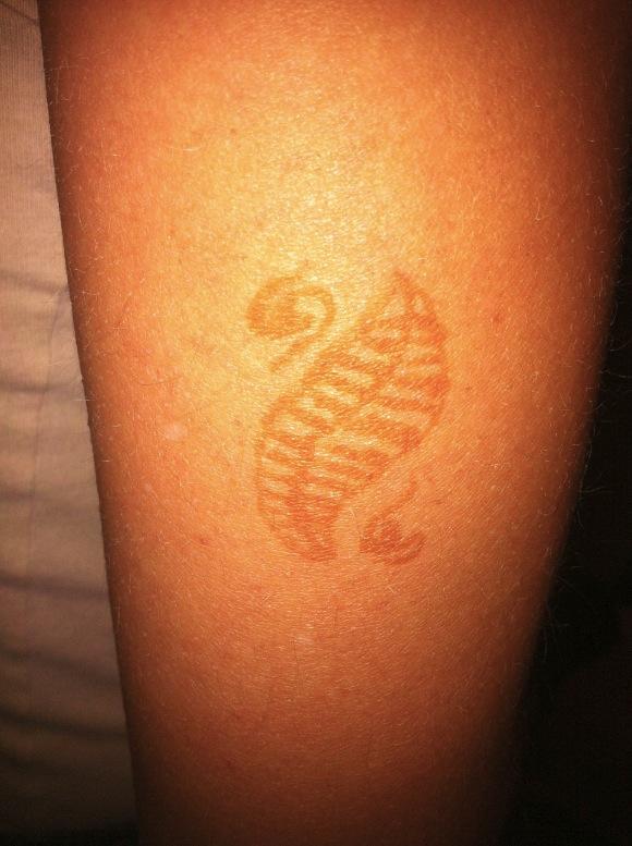 Henna - első próbálkozás
