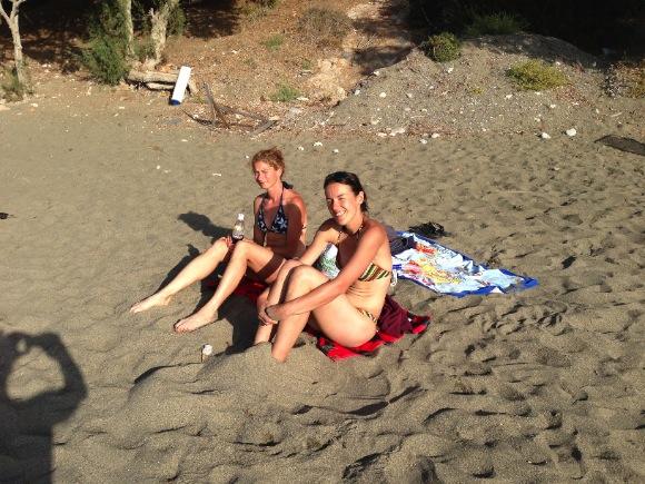 Adri és Kati