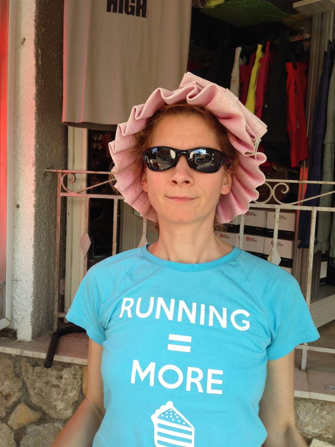 runing t-shirt