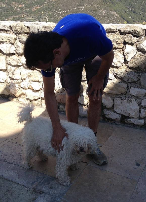 Feri kutyával 2.