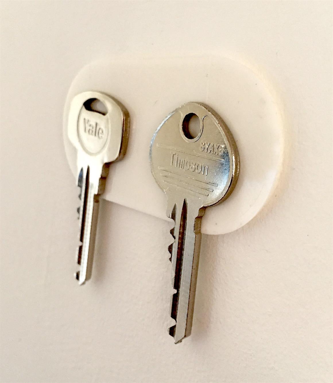 kulcstartó mágnes
