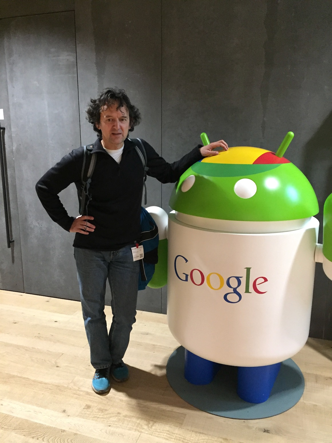 Google HQ android