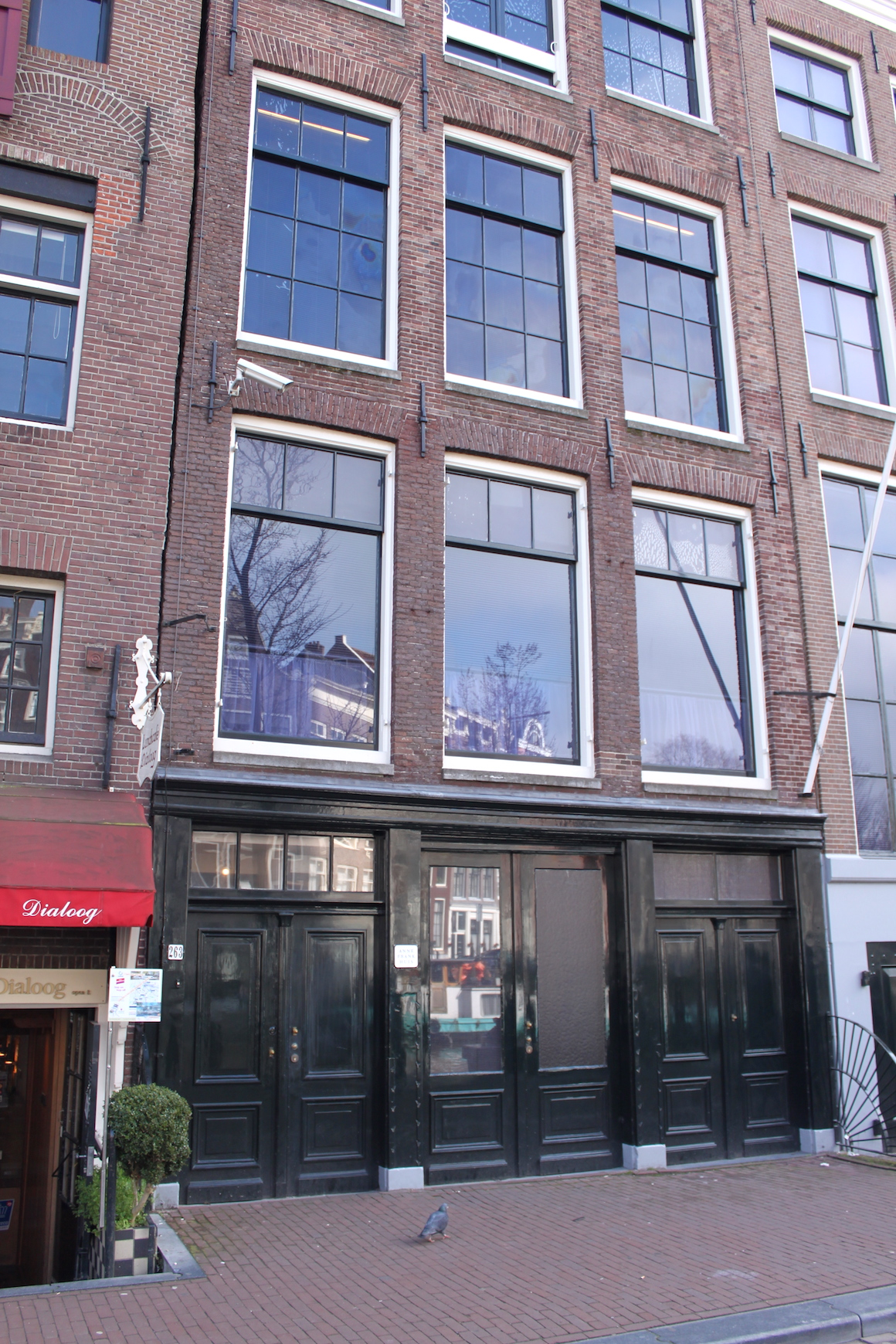 Amsterdam Anna Frank
