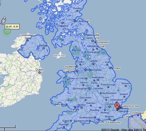 Google Street View UK