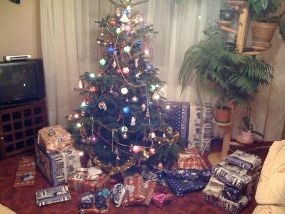 Karácsonyfa 2010