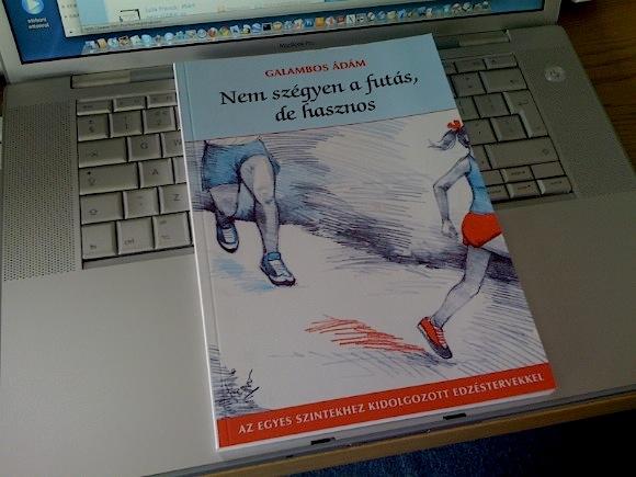 Futás könyv